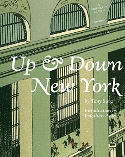 9780789315489: Up & Down New York (New York Bound Books)