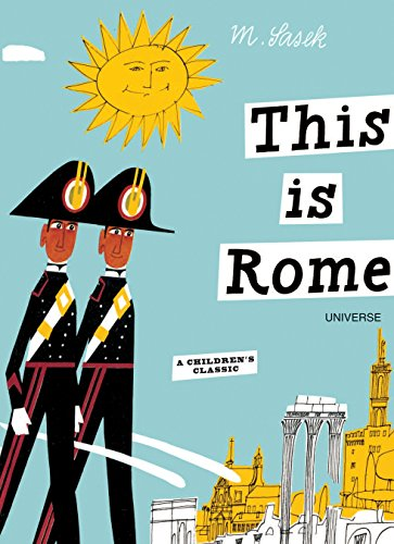 9780789315496: This is Rome: A Children's Classic