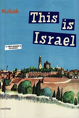 9780789315953: This is Israel: A Children's Classic