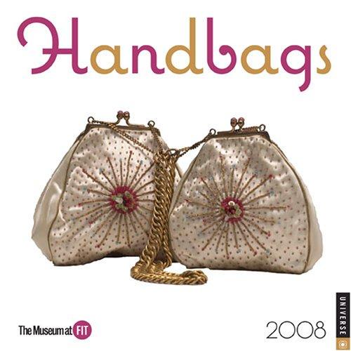 9780789316325: Handbags: 2008 Mini Wall Calendar