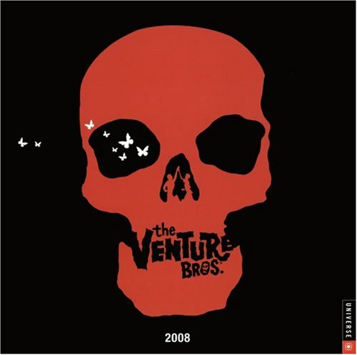 9780789316660: The Venture Brothers: 2008 Wall Calendar