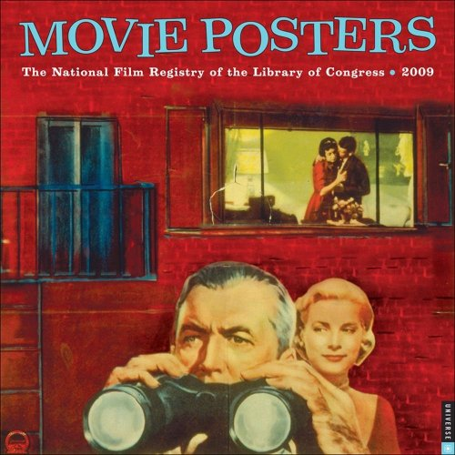 9780789317643: Movie Posters: 2009 Wall Calendar