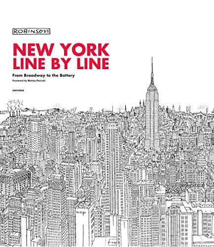 9780789318367: New York, Line by Line: From Broadway to the Battery