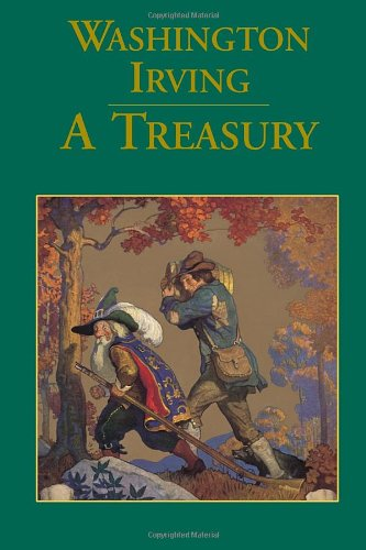 Washington Irving Treasury Rip Van Winkle the: Washington Irving, N