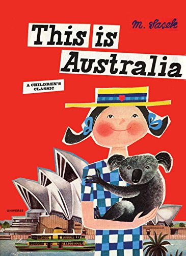 9780789318541: This is Australia: A Children's Classic (Artists Monographs)
