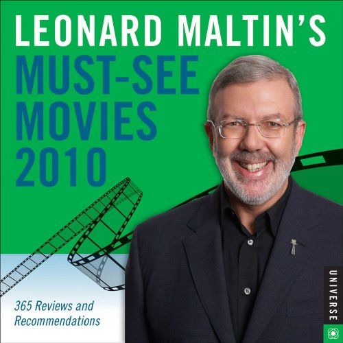 Leonard Maltin's Must-See Movies 2010 Day-to-Day Calendar: 365 Reviews and Recommendations (9780789319043) by Leonard Maltin