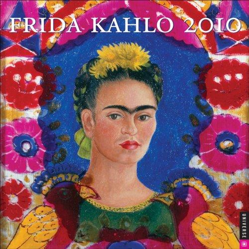 9780789319432: Frida Kahlo 2010 Wall Calendar