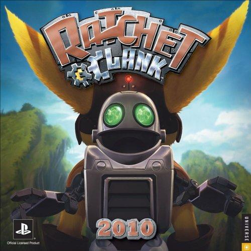 9780789319616: Rachet & Clank 2010 Wall Calendar