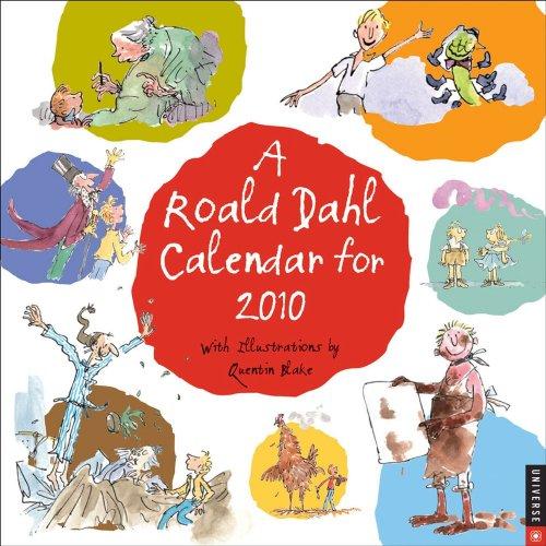 9780789319630: Roald Dahl Calendar for 2010