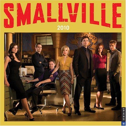 9780789319654: Smallville 2010 Wall Calendar