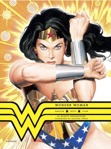 9780789320353: Wonder Woman: Amazon. Hero. Icon