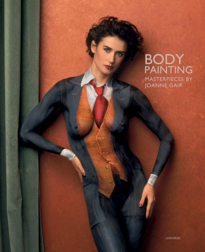 9780789320476: Body Painting: Masterpieces by Joanne Gair