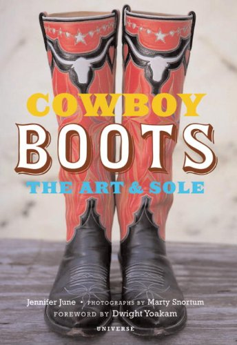 9780789320490: Cowboy Boots: The Art & Sole