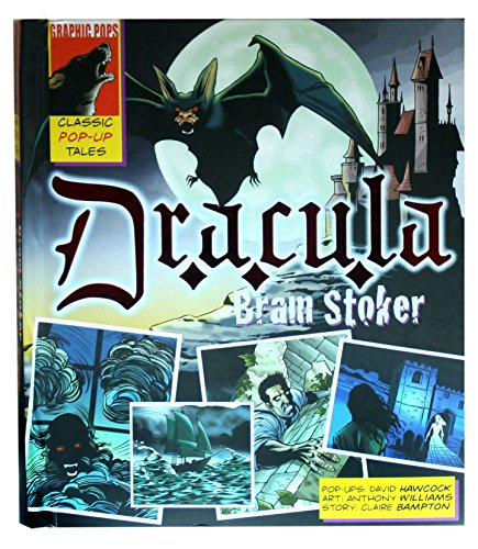 9780789320506: Dracula: A Classic Pop-Up Tale (Graphic Pops)