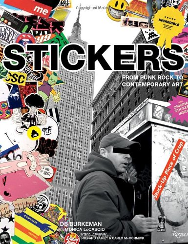 9780789320810: Stickers: From Punk Rock to Contemporary Art