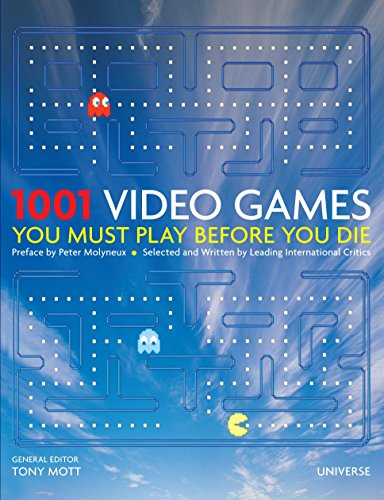 9780789320902: 1001 Video Games You Must Play Before You Die