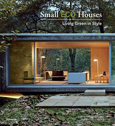 9780789320957: Small eco houses: living green in style
