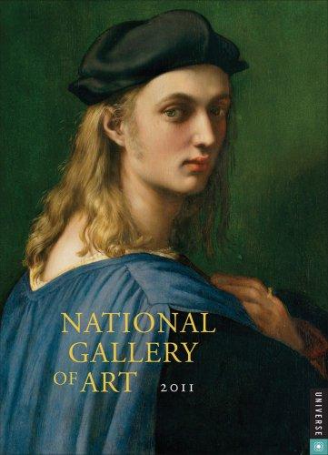 9780789321206: National Gallery of Art Calendar