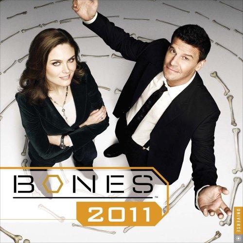 9780789321329: Bones: 2011 Wall Calendar