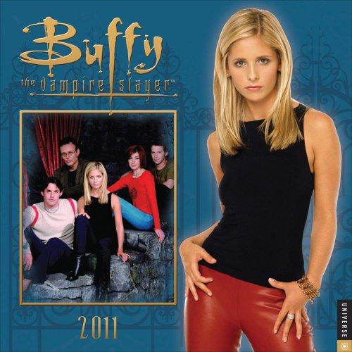 9780789321343: Buffy the Vampire Slayer 2011 Wall Calendar