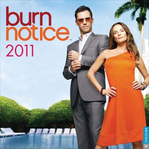 9780789321350: Burn Notice: 2011 Wall Calendar