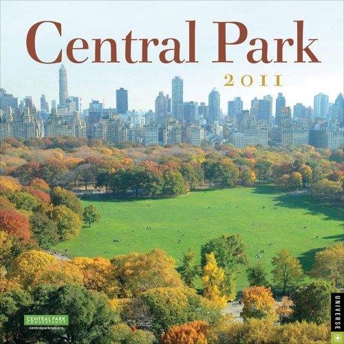 9780789321374: Central Park Calendar