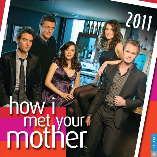 9780789321480: How I Met Your Mother: 2011 Wall Calendar