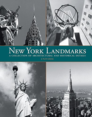 9780789322234: New York Landmarks: A Collection of Architectural and Historical Details