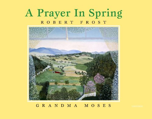 A Prayer in Spring (9780789322265) by Robert Frost