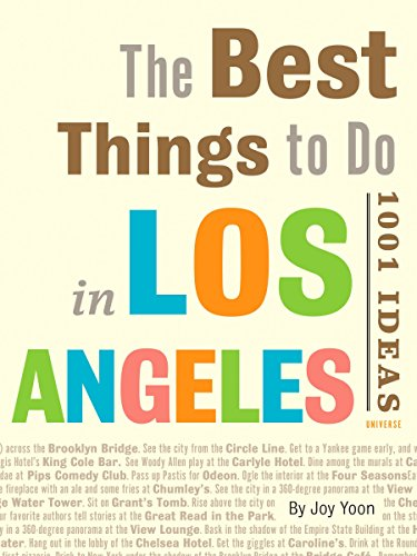 9780789322579: The Best Things to Do in Los Angeles: 1001 Ideas