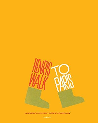 9780789322630: Henri's Walk to Paris