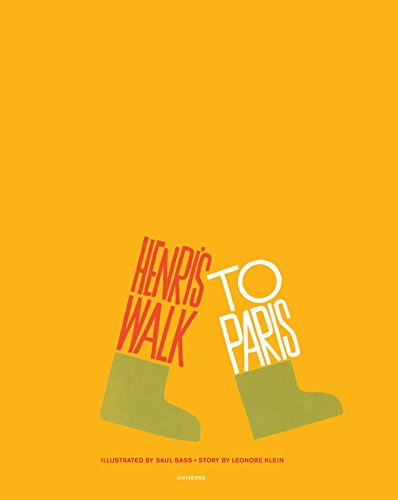 9780789322630: Henri's Walk to Paris