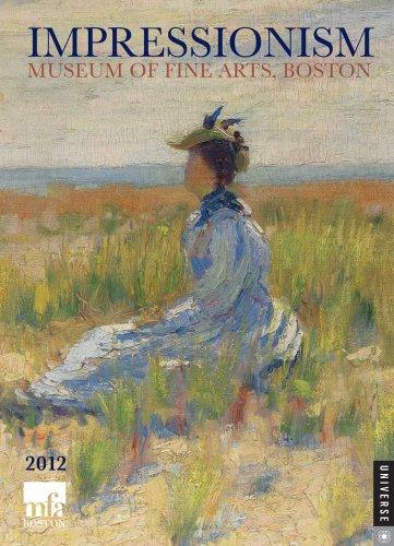 9780789323132: Impressionism: 2012 Engagement Calendar