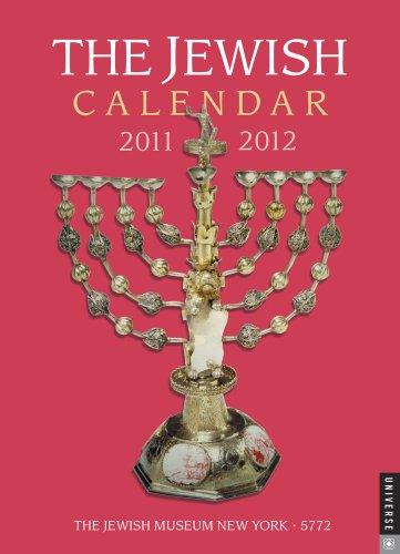 9780789323163: The Jewish Calendar 2011-2012: 2012 Engagement Calendar