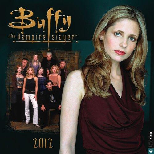 9780789323316: Buffy the Vampire Slayer: 2012 Wall Calendar