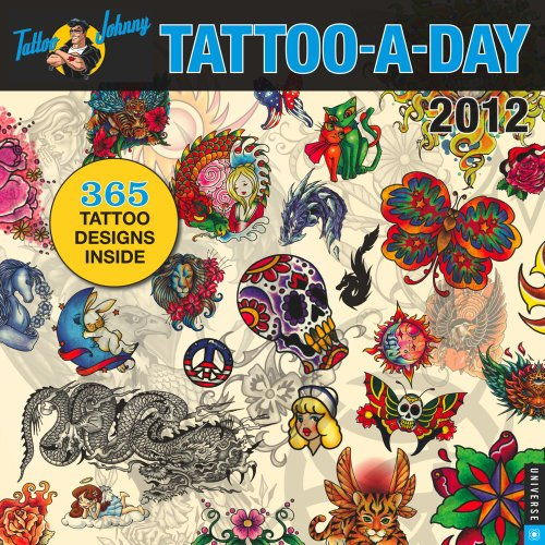9780789323729: Tattoo-A-Day [With Tattoos]