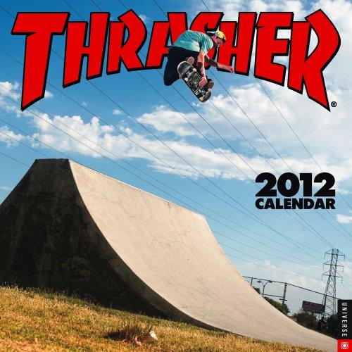 9780789323743: Thrasher Calendar