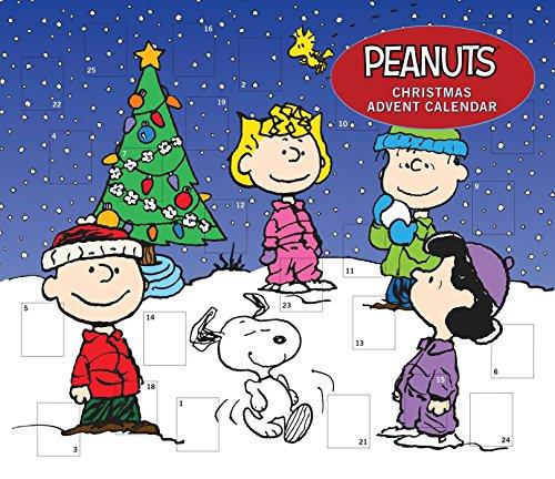 9780789323903: Peanuts Christmas Advent Calendar