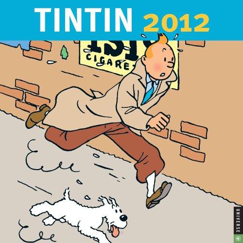 9780789323958: Tintin 2012 Calendar