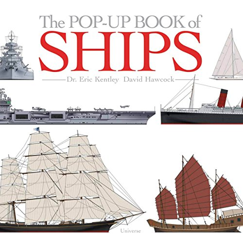 9780789324085: The Pop-up Book of Ships