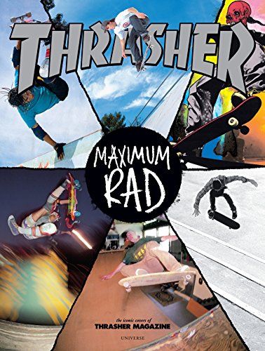 9780789324320: Maximum Rad: The Iconic Covers of Thrasher Magazine