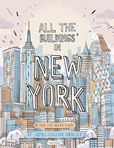 9780789324672: All the Buildings in New York: That I've Drawn So Far