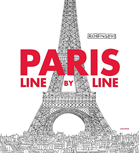 9780789324696: Paris, Line by Line