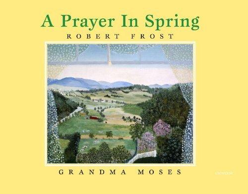 9780789324818: A Prayer in Spring
