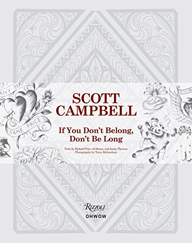 9780789324962: Scott Campbell: If You Don't Belong, Don't Be Long
