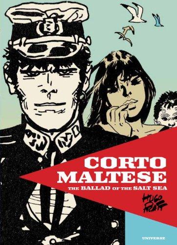9780789324986: Corto Maltese, the Ballad of the Salt Sea (Universe)