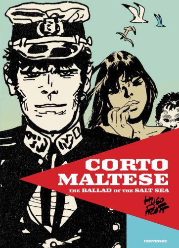 9780789324986: Corto Maltese: The Ballad of the Salt Sea