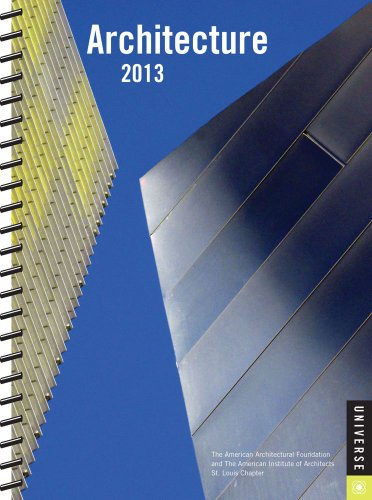 9780789325105: Architecture 2013 Engagement Calendar