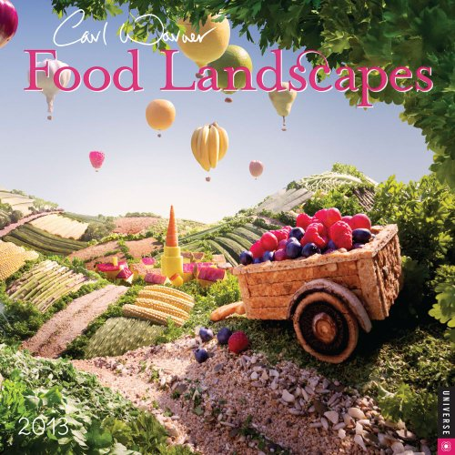 9780789325273: Food Landscapes: A Year of Scrumptious Scenes