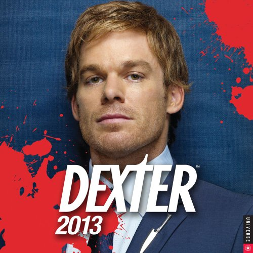 Dexter 2013 Wall Calendar: SHOWTIME
